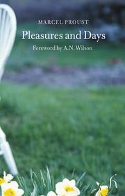 Cover of: Pleasures and days