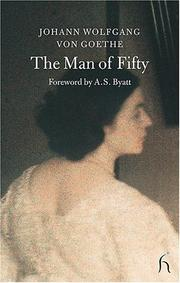 Cover of: Man of Fifty by Johann Wolfgang von Goethe