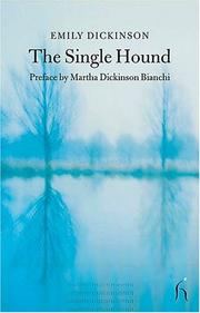 Cover of: The single hound: poems of a lifetime