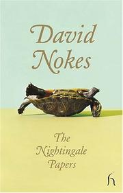 Cover of: The Nightingale Papers