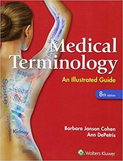 Cover of: Medical terminology | Barbara J. Cohen