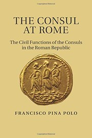 Cover of: The Consul at Rome