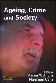 Cover of: Ageing, Crime And Society