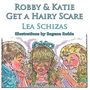 Cover of: Robbie & Katie Get a Hairy Scare
