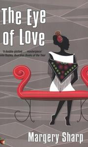 Cover of: The Eye of Love