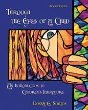 Cover of: Through the Eyes of a Child | Donna E. Norton