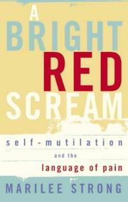 Cover of: A Bright Red Scream