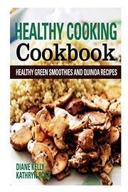 Cover of: Healthy Cooking Cookbook