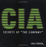 Cover of: The CIA Files
