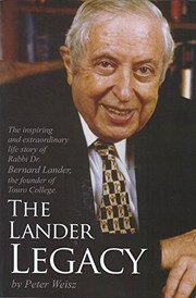 Cover of: The Lander Legacy