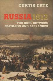 Cover of: Russia 1812