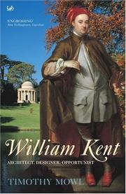 Cover of: William Kent