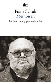 Cover of: Memoiren