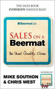 Sales on A Beermat