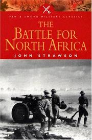 Cover of: BATTLE FOR NORTH AFRICA (Pen & Sword Military Classics)