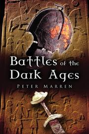 Cover of: Battles of the Dark Ages