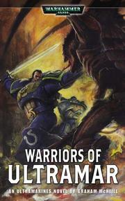 Cover of: Warriors of Ultramar (Ultramarines)