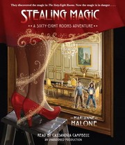 Cover of: Stealing magic | Marianne Malone