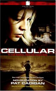 Cover of: Cellular (New Line Cinema)