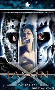 Cover of: Jason X