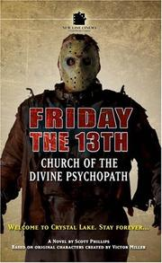 Cover of: Friday The 13th #1