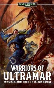 Cover of: Warriors of Ultramar (Uriel Ventris Novels)