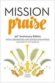 Cover of: Mission Praise | Peter Horrobin, Greg Leavers