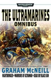 Cover of: The Ultramarines Omnibus (Warhammer 40,000 Omnibus)