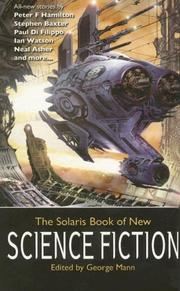Cover of: The Solaris Book of New Science Fiction 2007 | George Mann