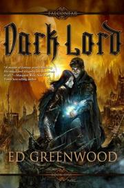 Cover of: Dark Lord: Book One of the Falconfar Saga (The Falconfar Saga)