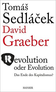 Cover of: Revolution oder Evolution