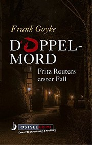Cover of: Doppelmord