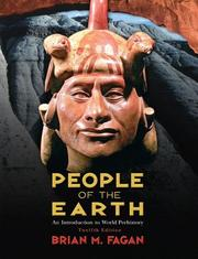 Cover of: People of the earth | Brian M. Fagan