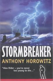 Cover of: Stormbreaker