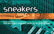 Cover of: Sneakers | Neal Heard