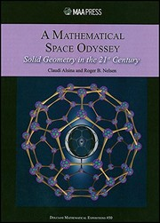 Cover of: A Mathematical Space Odyssey