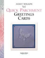 Cover of: Quick Parchment Greetings Cards (Greetings Cards series)