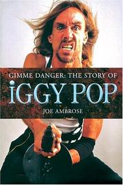 Cover of: Gimme Danger | Joe Ambrose
