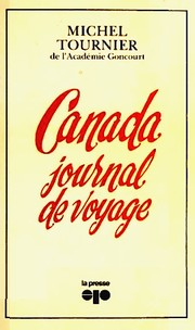 Cover of: Canada | Michel Tournier