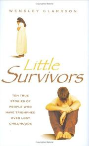 Cover of: Little Survivors