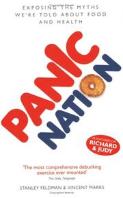 Cover of: Panic Nation | Stanley Feldman