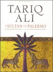 Cover of: A Sultan in Palermo (The Islam Quintet, Book Four)