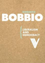 Cover of: Liberalism and Democracy (Radical Thinkers)