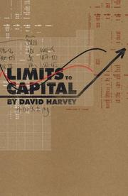 Cover of: The Limits to Capital
