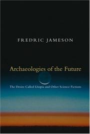 Cover of: Archaeologies of the future