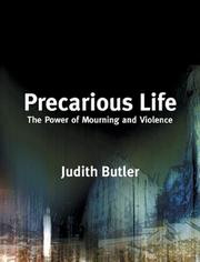 Cover of: Precarious Life