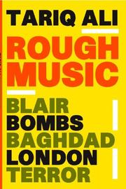 Cover of: Rough music: Blair Bombs Baghdad London Terror