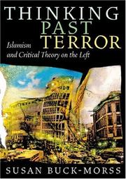 Cover of: Thinking Past Terror
