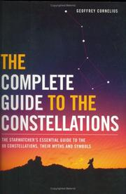 Cover of: The Complete Guide to the Constellations