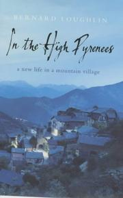 Cover of: In the High Pyrenees | Bernard Loughlin